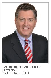 Photo of Anthony R. Callobre - Shareholder - Buchalter Nemer, PLC