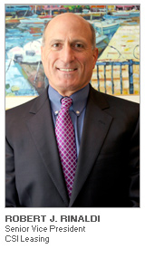 Robert Rinaldi - Senior Vice President - CSI Leasing