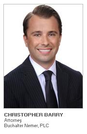 Photo of Christopher Barry - Attorney - Buchalter Nemer, PLC