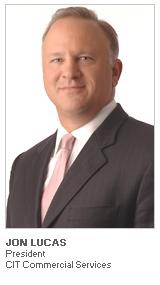 Photo of Jon Lucas - President - CIT Commercial Services
