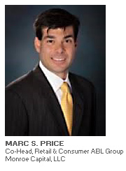 Photo of Marc S. Price - Co-Head, Retail & Consumer ABL Group - Monroe Capital, LLC