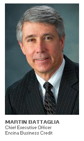 Photo of Martin Battaglia - Chief Executive Officer - Encina Business Credit