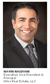 Photo of Navin Nagrani - Executive Vice President & Principal - Hilco Real Estate, LLC