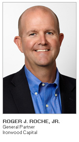 Photo of Roger J. Roche, Jr - General Partner - Ironwood Capital