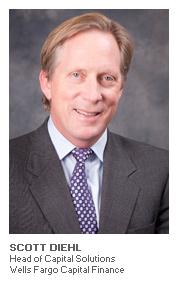 Photo of Scott Diehl – Head of Capital Solutions, Wells Fargo Capital Finance