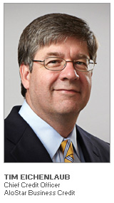 Photo of Tim Eichenlaub - Chief Credit Officer - AloStar Business Credit