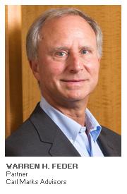 Photo of Warren H. Feder - Partner - Carl Marks Advisors