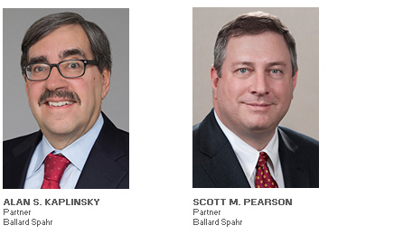 Photos of Partners Alan S. Kaplinsky and Scott M. Pearson of Ballard Spahr