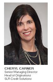 Photo of Cheryl Carner - Senior Managing Director – Head of Originations - SLR Credit Solutions