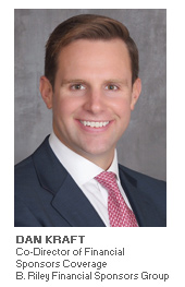 Photo of Dan Kraft - Co-Director of Financial Sponsors Coverage - B. Riley Financial Sponsors Group