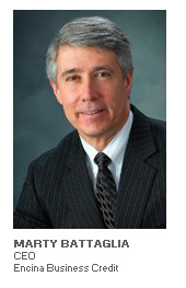 Photo of Marty Battaglia, CEO, Encina Business Credit