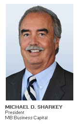 Photo of Michael D. Sharkey, President of MB Business Capital