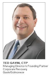 Photo of Ted Gavin - Managing Director & Founding Partner - Gavin/Solmonese